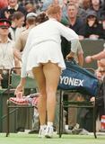 Monica Seles - Classic panties oops HQx1
