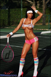 Wild Amaginations - Juicy Tennis