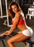 Jackie Gayda Don't you just love the way she gets in the ring? Foto 119 (Джеки Гайда Разве вам не нравится, как она попадает в кольцо? Фото 119)